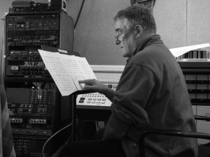 Fred Frith at N,IR Dec '07